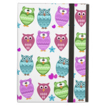 funky owls case for iPad air