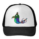 Funky Parrot Trucker Hat