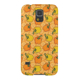 Funky Peppers Case For Galaxy S5