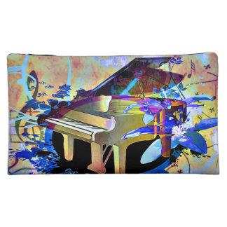 Funky Piano Makeup Bag