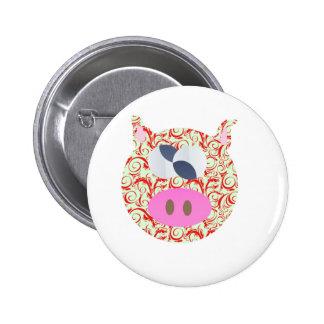 Funky Pig Pin