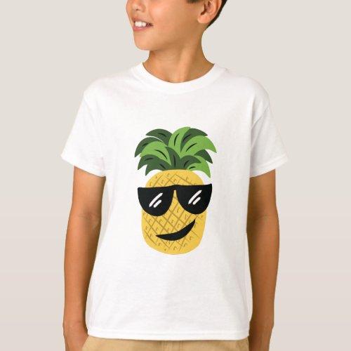 Funky Pineapple T_Shirt