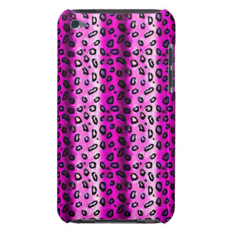 Funky Pink Leopard iPod Touch Case
