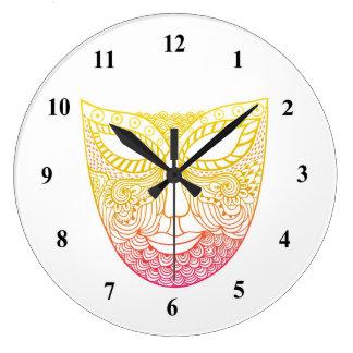 Funky Wall Clocks Zazzle