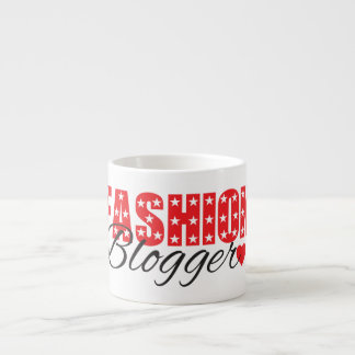 funky quotes fashion blogger espresso cup