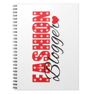 funky quotes fashion blogger notebook