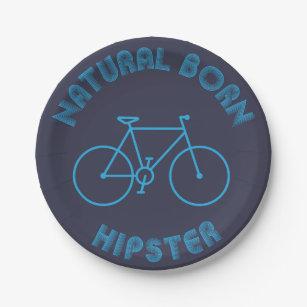 funky quotes natural paper plates  sc 1 st  Zazzle & Funny Slogan Plates | Zazzle