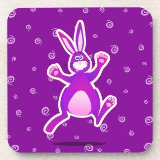 Funky rabbit, coaster