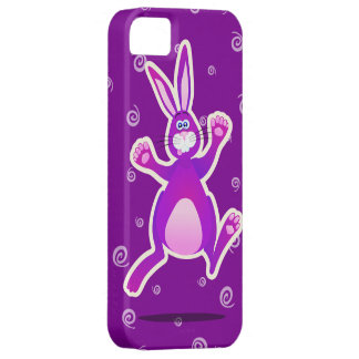 Funky rabbit, iPhone 5 case