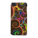 Funky Rainbow Swirl Fractal Art Pattern
