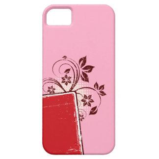 Funky Red and Pink iPhone SE/5/5s Case