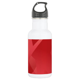 Funky Red Collection Water Bottle