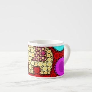 Red elephant coffee travel mugs zazzle - Funky espresso cups ...