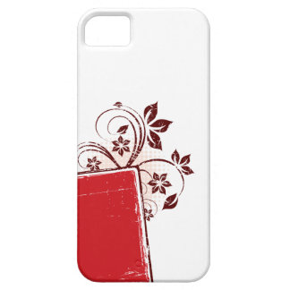 Funky Red iPhone SE/5/5s Case