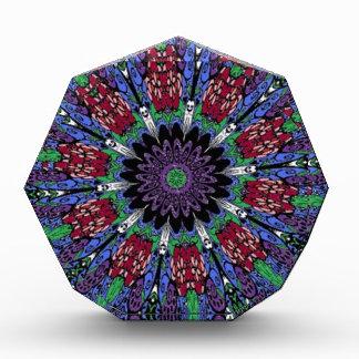 Funky Retro Color Craze Kaleidoscope Awards