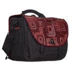 Funky Retro Squares Laptop Bag
