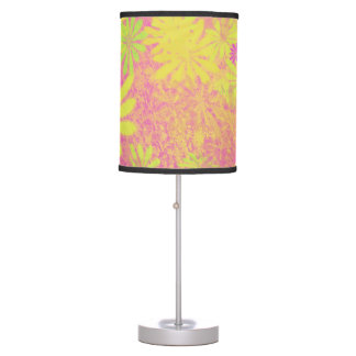 Funky Retro Table Lamp