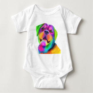 Funky Rottweiler Tee Shirt
