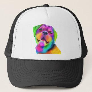 Funky Rottweiler Trucker Hat