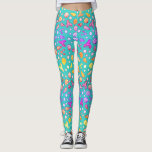 Funky Sea Creature Leggings