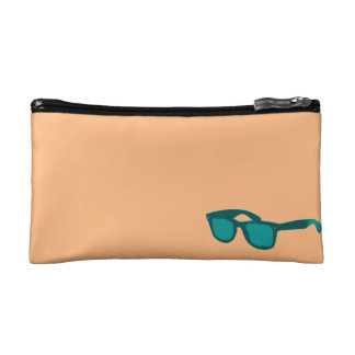 Funky shades sunglasses case or cosmetic bag pouch