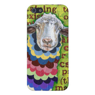 Funky Sheep iPhone SE/5/5s Case