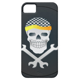 Funky Skull iPhone 5 Cover