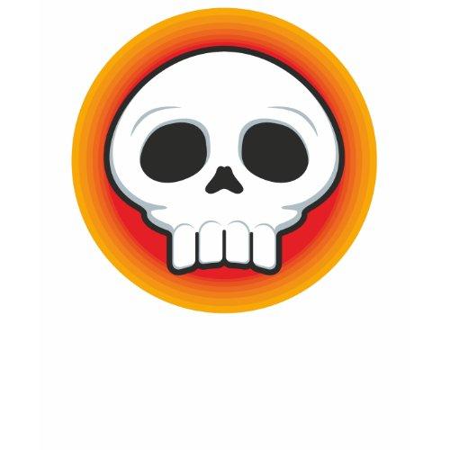 Funky Skull T-Shirt shirt