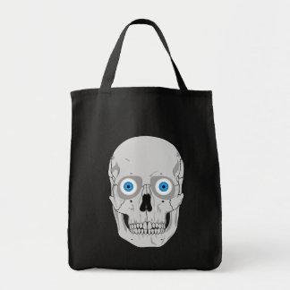 FUNKY SKULL Tote Bag