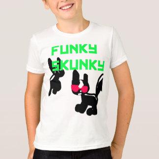 Funky Skunky t-shirt