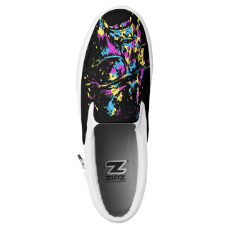 Funky Slip-On Sneakers