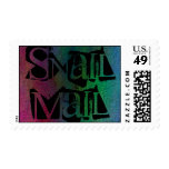 Funky Snail Mail Stamp