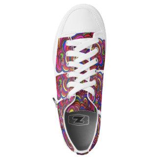 FUNKY sneakers! Low-Top Sneakers