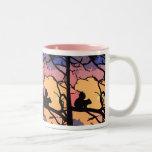 Funky Squirrel Coffee Mug