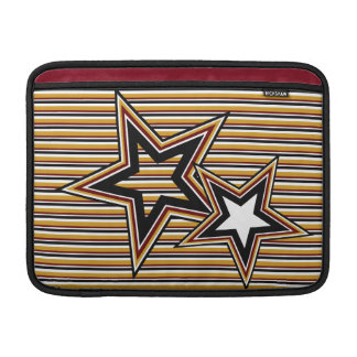 Funky Star and Stripes MacBook Sleeve