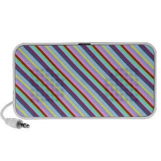 Funky Stripes Pattern Speaker