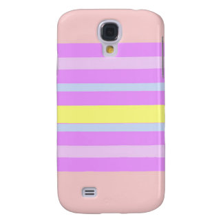 Funky Stripes Samsung Galaxy S4 Cover