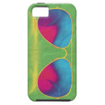 Funky Sunglasses iPhone 5/5S Cases