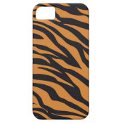 Funky Tiger Stripes Wild Animal Patterns Gifts iPhone 5 Cases