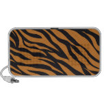 Funky Tiger Stripes Wild Animal Patterns Gifts Travelling Speaker
