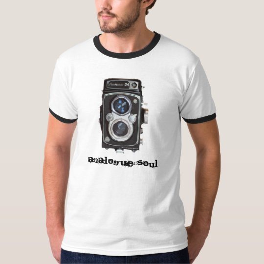 Funky TLR  - Analogue Soul T-Shirt