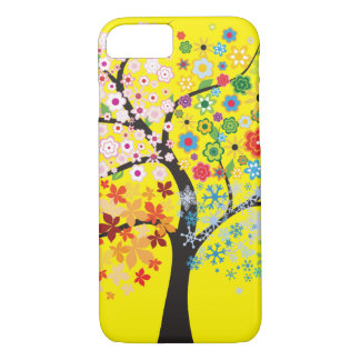 Funky Tree iPhone 7 Case