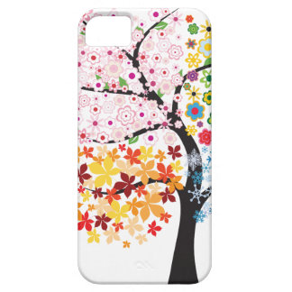 Funky Tree iPhone SE/5/5s Case
