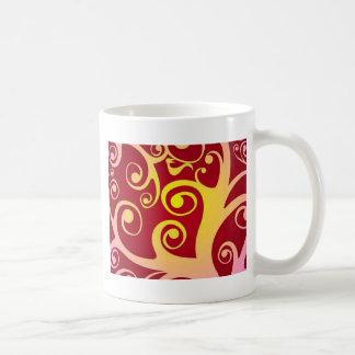 Funky Tree Mug