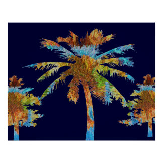 FUNky Trees :  Party n Celebrations Print