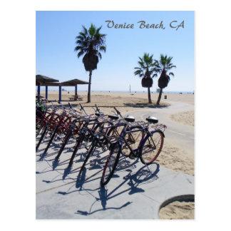 Funky Venice Beach Postcard! Postcard