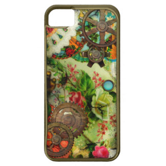 Funky Victorian Brass iPhone 5 Case