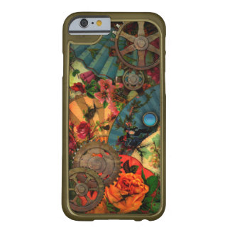 Funky Victorian Brass Barely There iPhone 6 Case