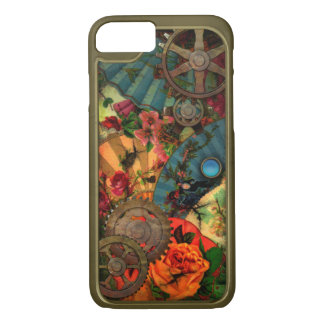 Funky Victorian Brass iPhone 7 Case