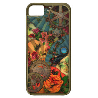 Funky Victorian Brass iPhone SE/5/5s Case